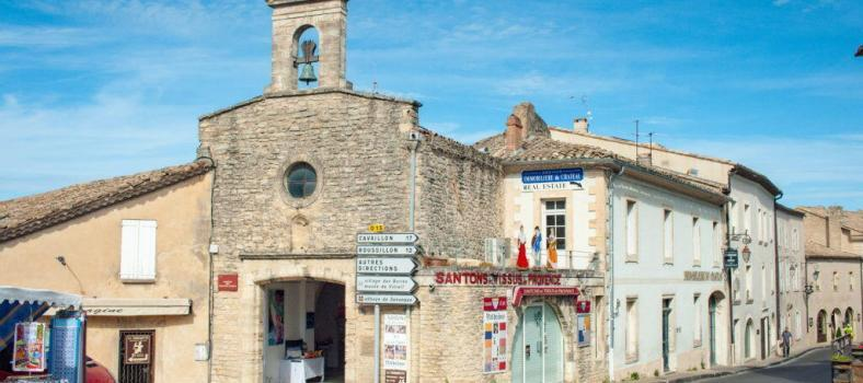 Gordes Market Tuesdays