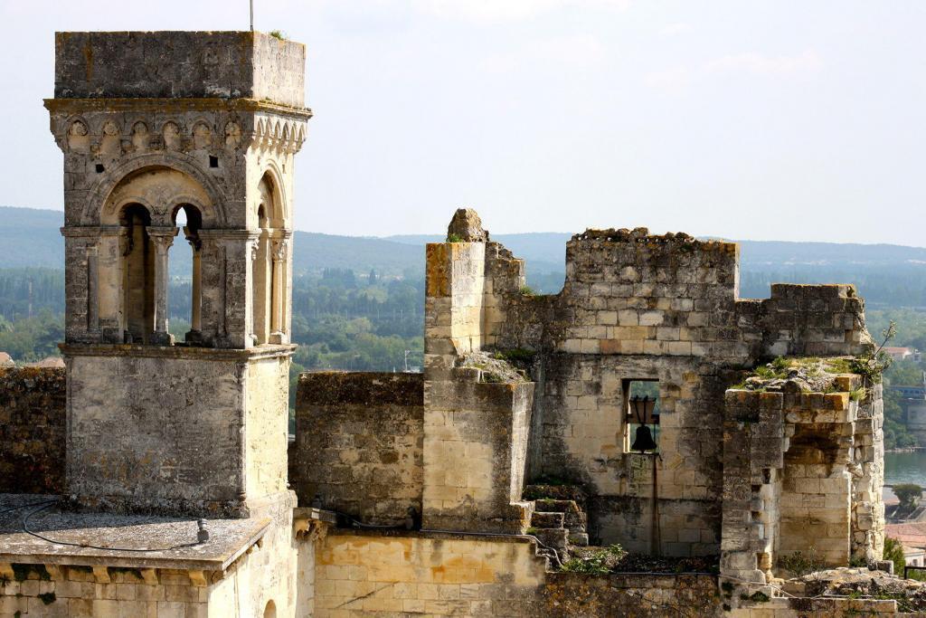 Beaucaire Castle Gard