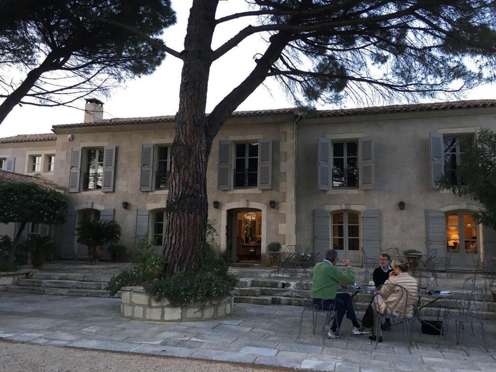 Benvengudo Hotel Exterior Les Baux