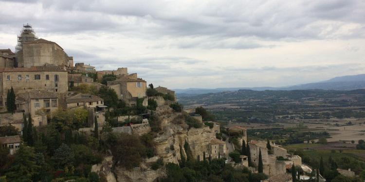Gordes Colours of Provence