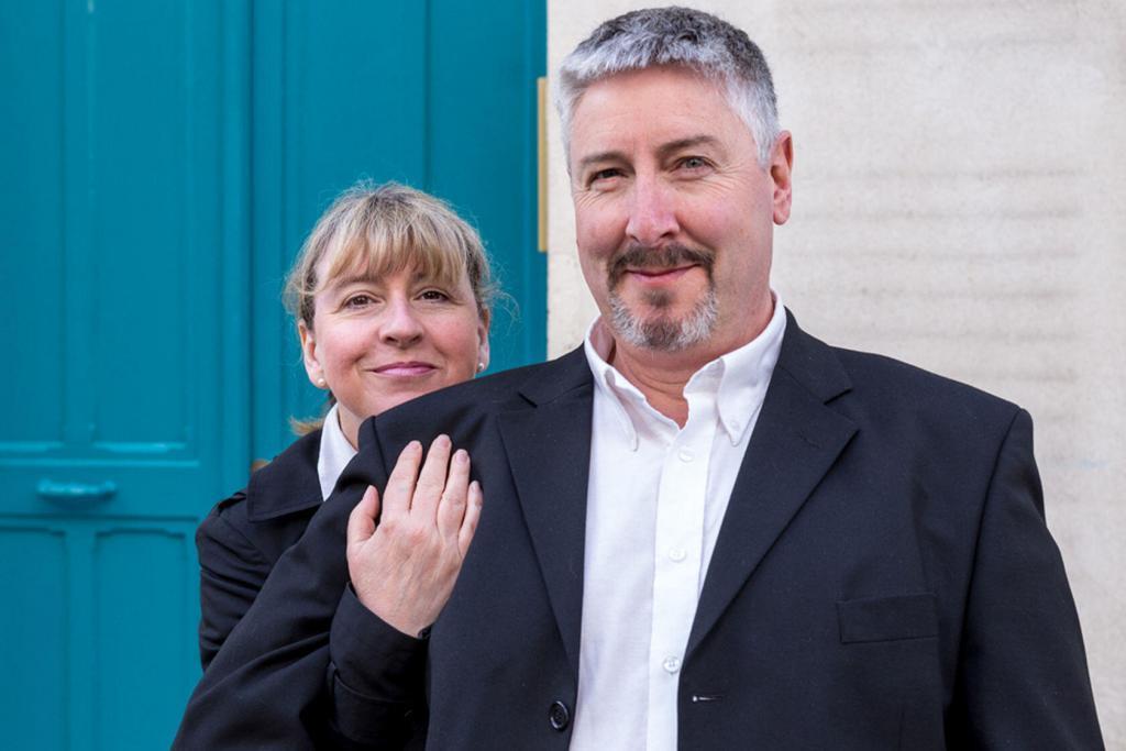 Janine and Mark Marsh Portrait shoot with Dagmara Bojenko Photographer