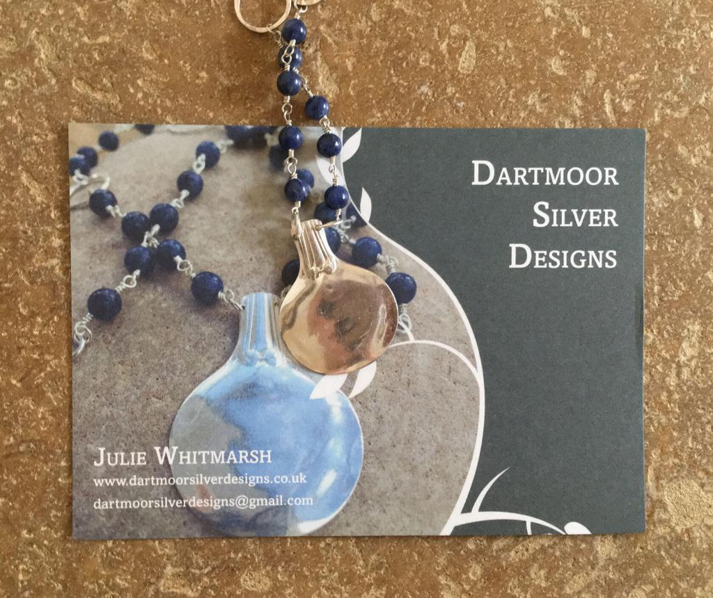 Jewellery Exhibition Dartmoor Silver Designs
