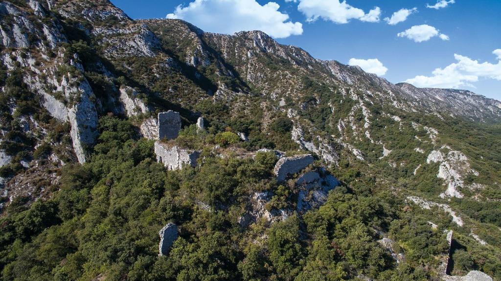 Les Alpilles Vues du Ciel Photo Book