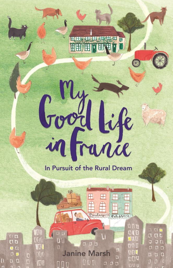 My Good Life in France high res book cover