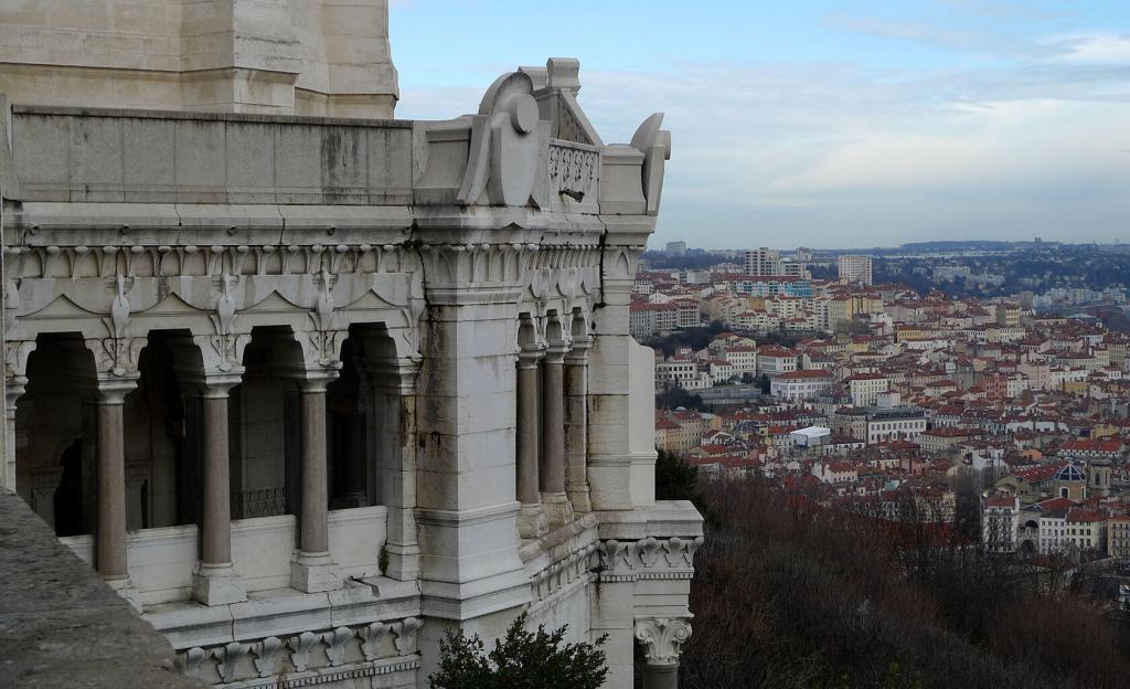 Road Trip Lyon Basilica Views