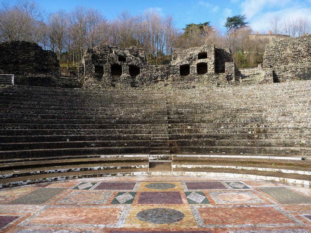 Road Trip Lyon Roman Theatre