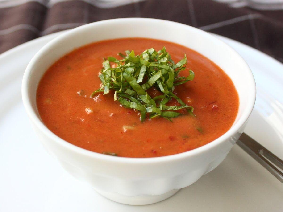 Gazpacho recipe Gout et Voyage