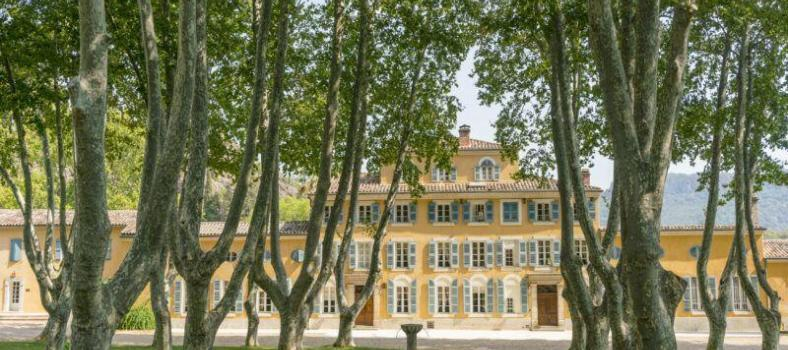 Chateau d'Esclans Domaines Sacha Lichine La Motte en Provence, Whispering Angel