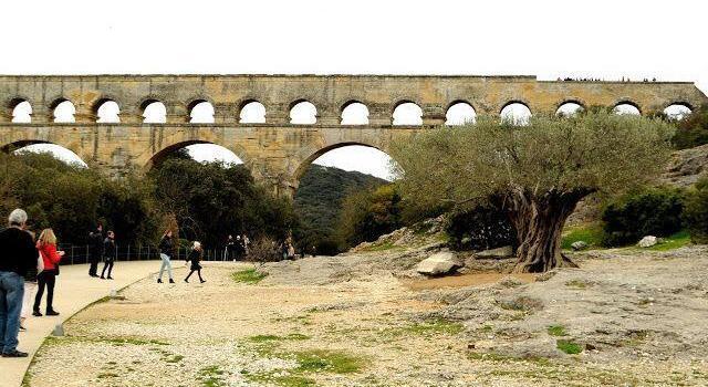 Roman Pont du Gard