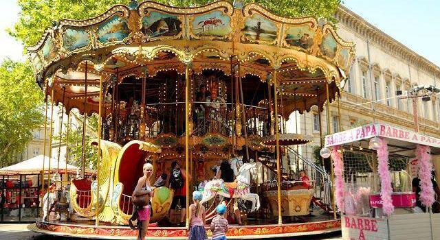 Avignon Jardin des Doms