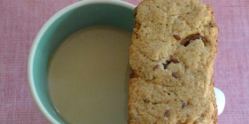 Canistrelli Corsican Cookies
