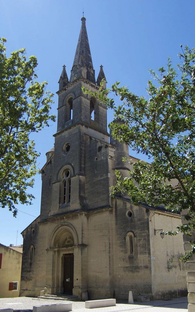 Pernes le Fontaines Notre Dame de Graces Church