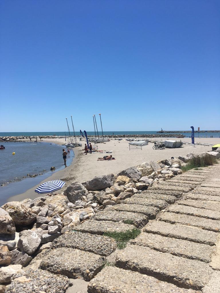 Provence Summer Cool Down Saintes Maires de la Mer