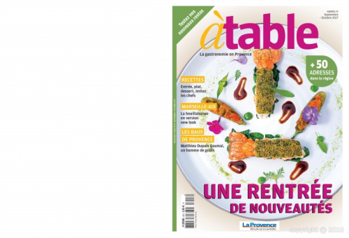 Table Magazine