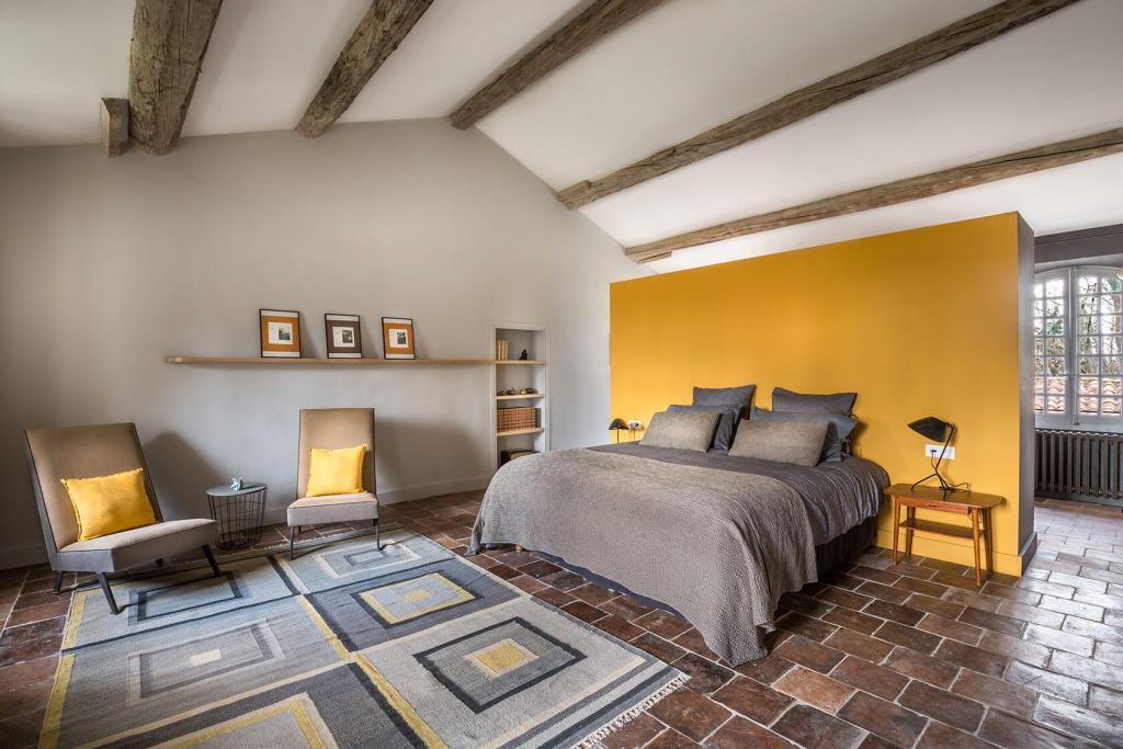 Domaine de Palerme Camus Suite Bedroom