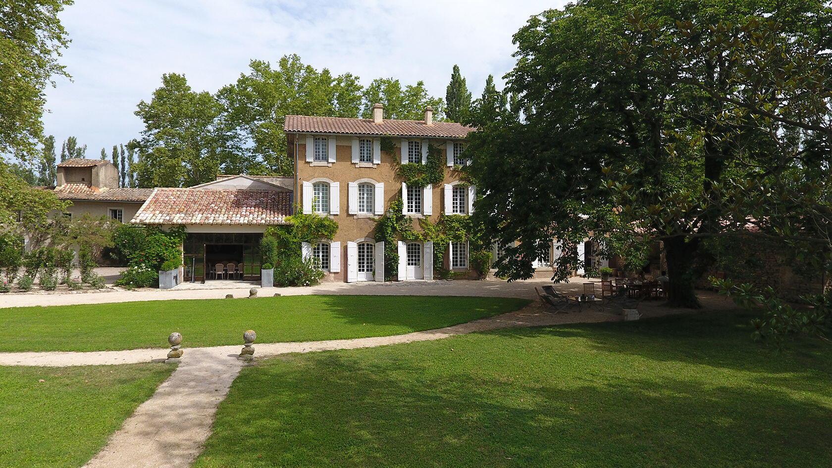 Domaine de Palerme Exterior