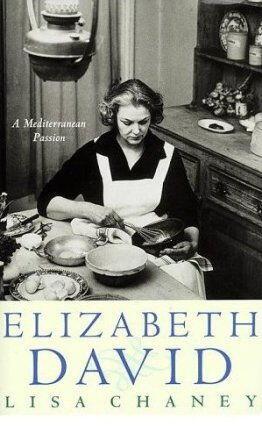 Elizabeth David Author Lisa Chaney