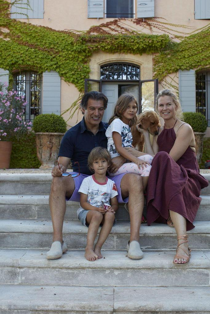 Fekkai Family Provence Bastide Luxury Beauty Brand