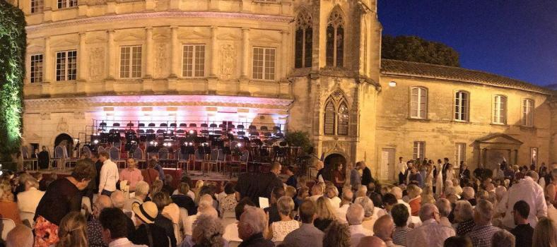 French Royals Uzes Musical Summer Event