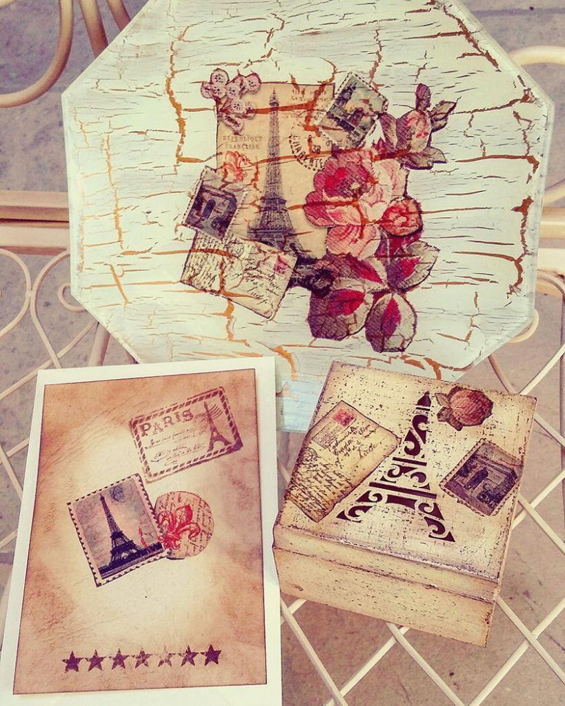 Jolie Vintage Atelier Learn Crafting Workshops Goult
