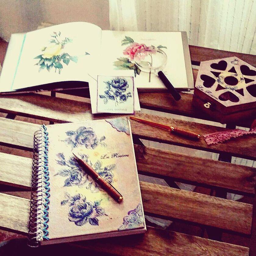 Jolie Vintage Atelier Learning Crafting Workshops Goult