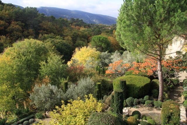 La Louve Garden Bonnieux Verger Photos