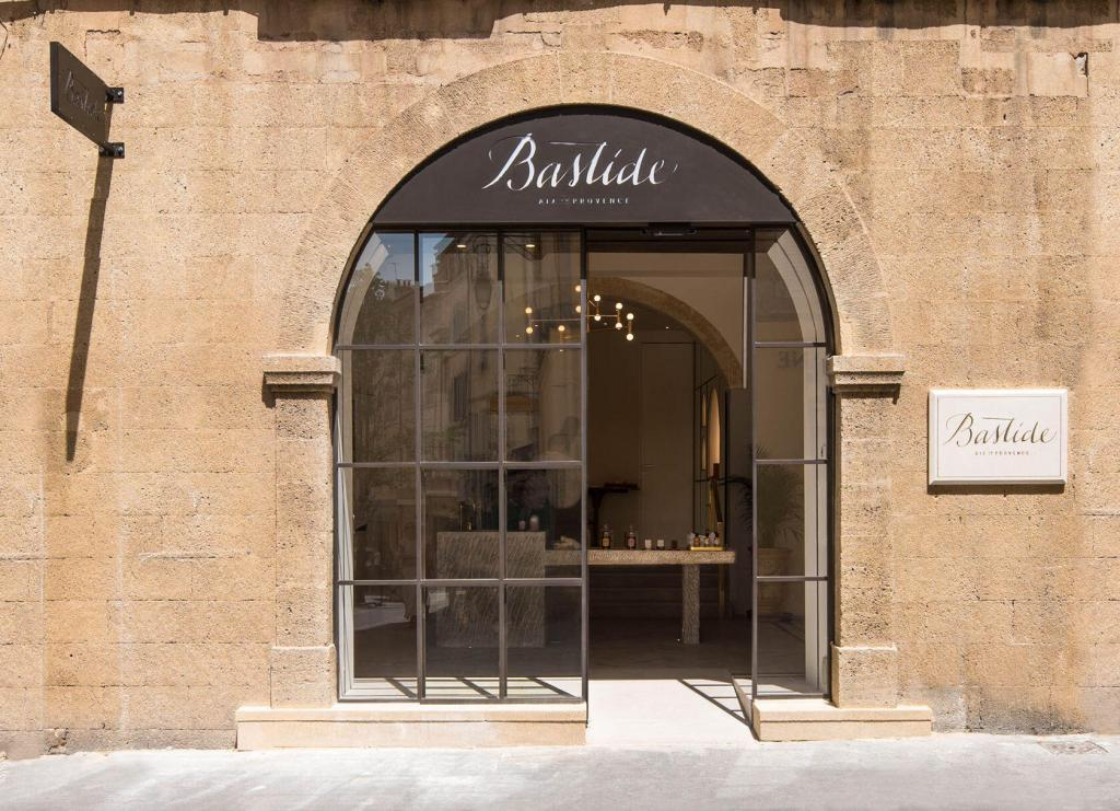 Provence Bastide Aix Flagship store Luxury Beauty Brand