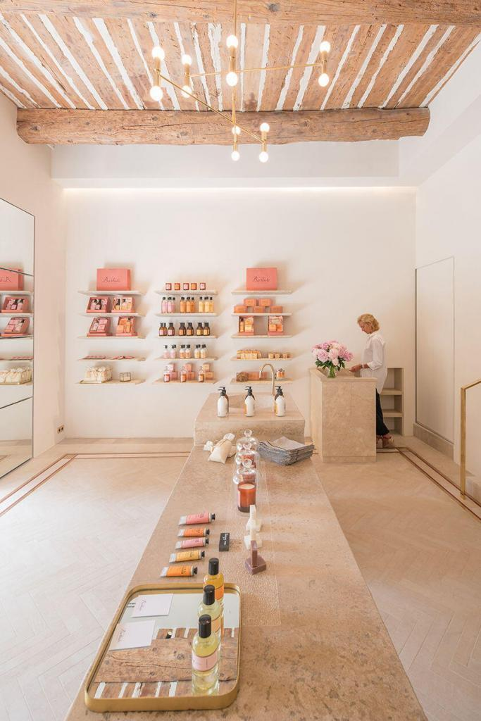Provence Bastide Aix store Luxury Beauty Products