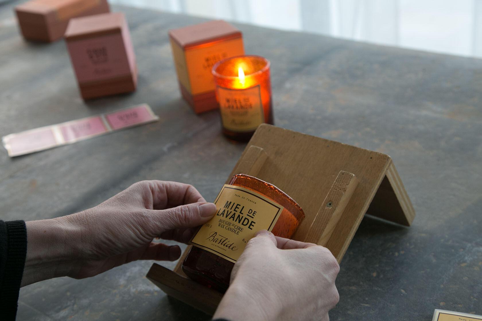Provence Bastide Luxury Beauty Brand Candles
