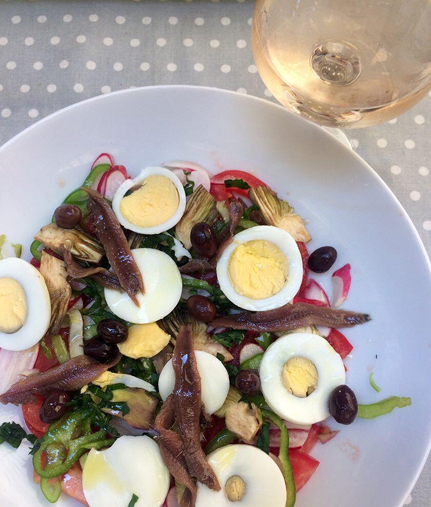 A foodie 39 s new favorites restaurants in nice perfectly for Restaurant cuisine nicoise nice