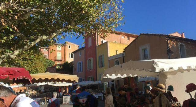 Legend Roussillon Ochre Cliffs Luberon