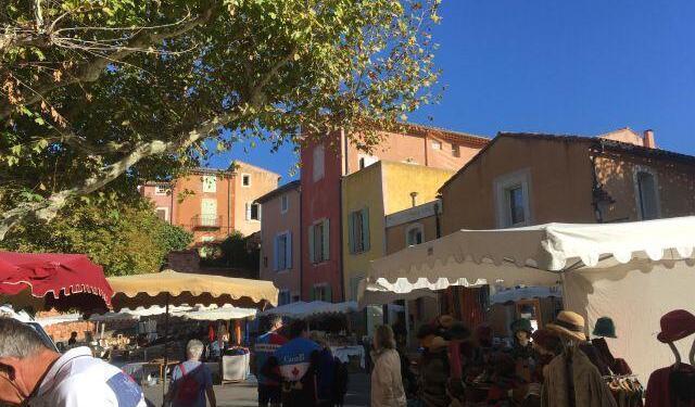 Legend Roussillon Ochre Cliffs Luberon