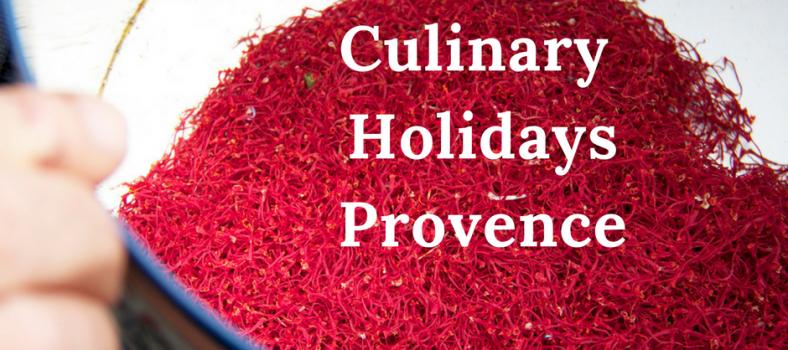 Culinary Holidays Provence