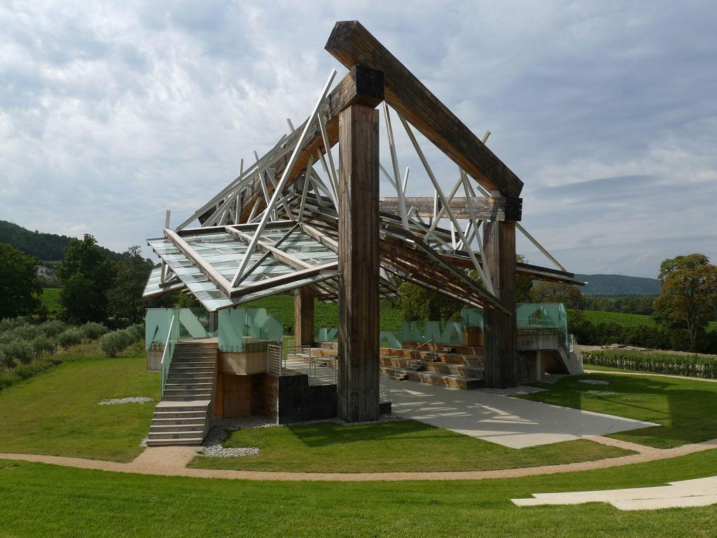 Chateau la Coste Pavillon de Musique