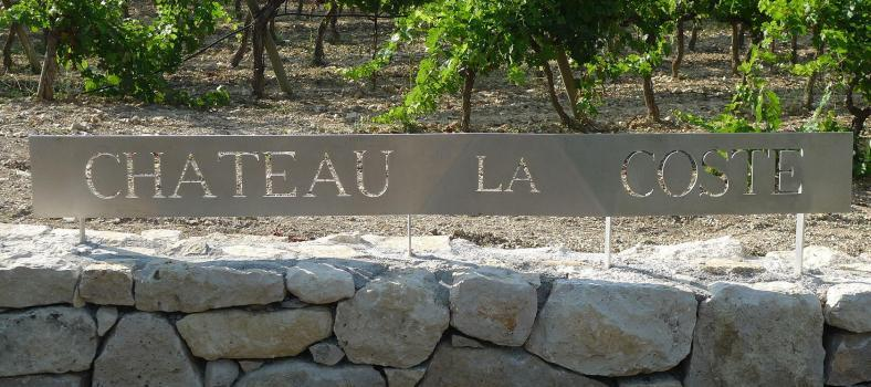 Chateau la Coste Vineyard