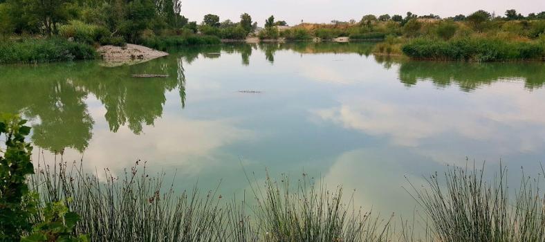 Fishing Sablet Lake