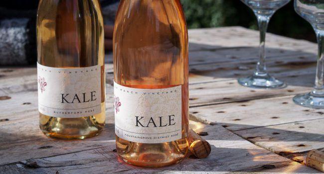 Kale Rosé Wines