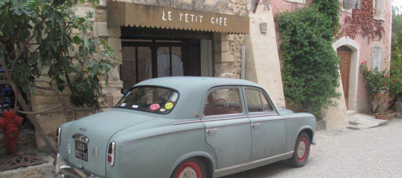 Le Petit Café Oppede le Vieux
