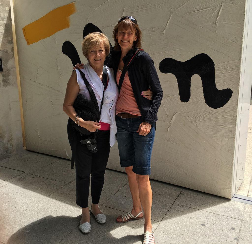 Patrcia Sands Arles Fondation van Gogh