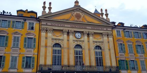Penitents Chapels Nice Saint Sepulcre