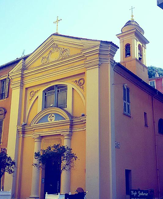 Penitents Chapels Nice Sainte Suaire