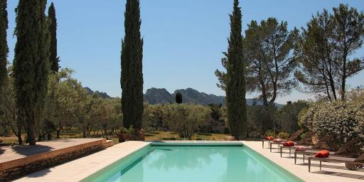 Pool View Holiday Rental Provence Emotional Escapes
