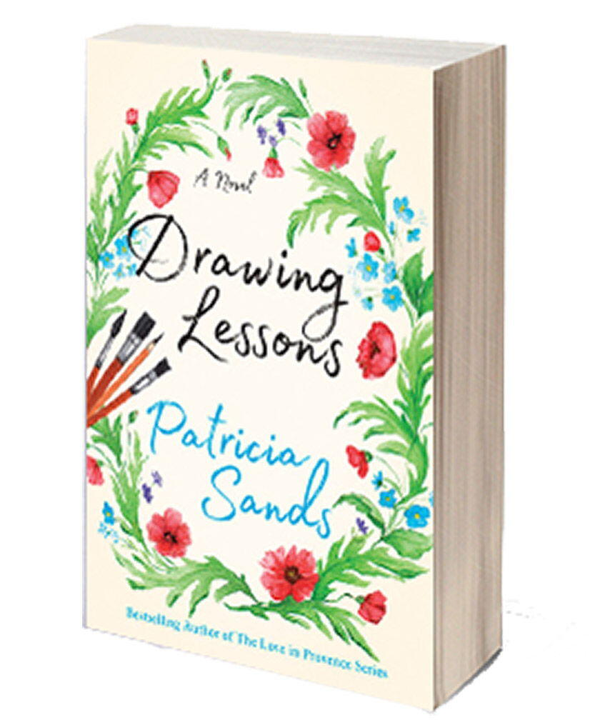Book Cover Drawing Lessons : Book review drawing lessons by patricia sands a journey in