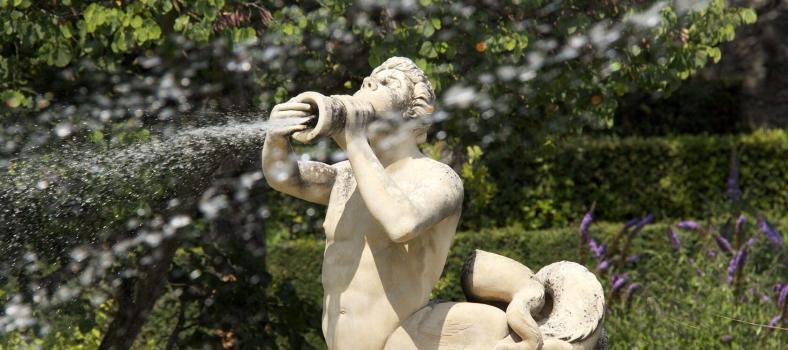 Jardins d'Albertas Bouc-Bel-Air Provence