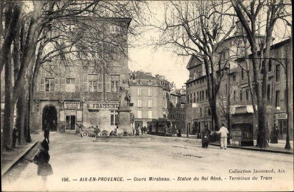 Aix-en-Provence Historical Cours MIrabeau