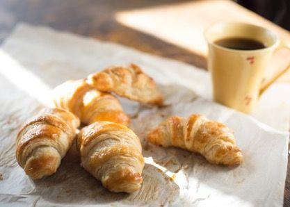 Croissant Pain aux Chocolate Recipe @ATableenProvence