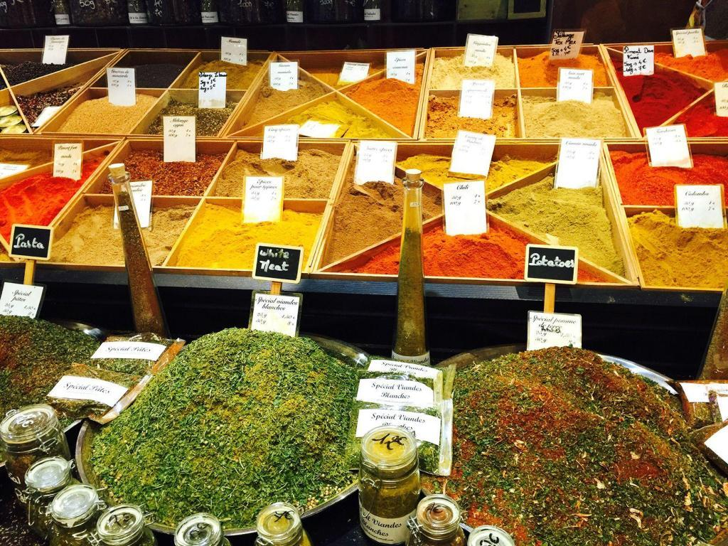 Francophile Holiday Gifts Spices Provence
