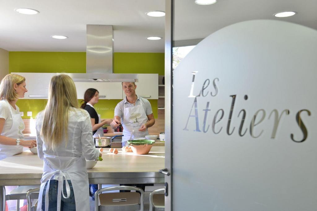 Jean Martin Company Cooking Classes ATELIERS AGENCE CAMELEON