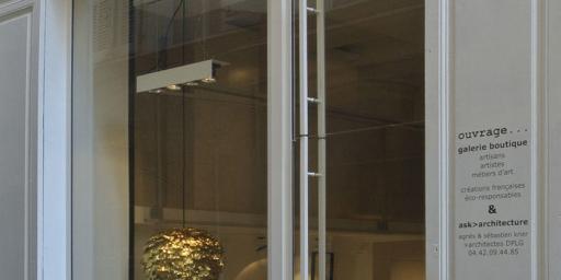 Ouvrage Boutique Aix-en-Provence