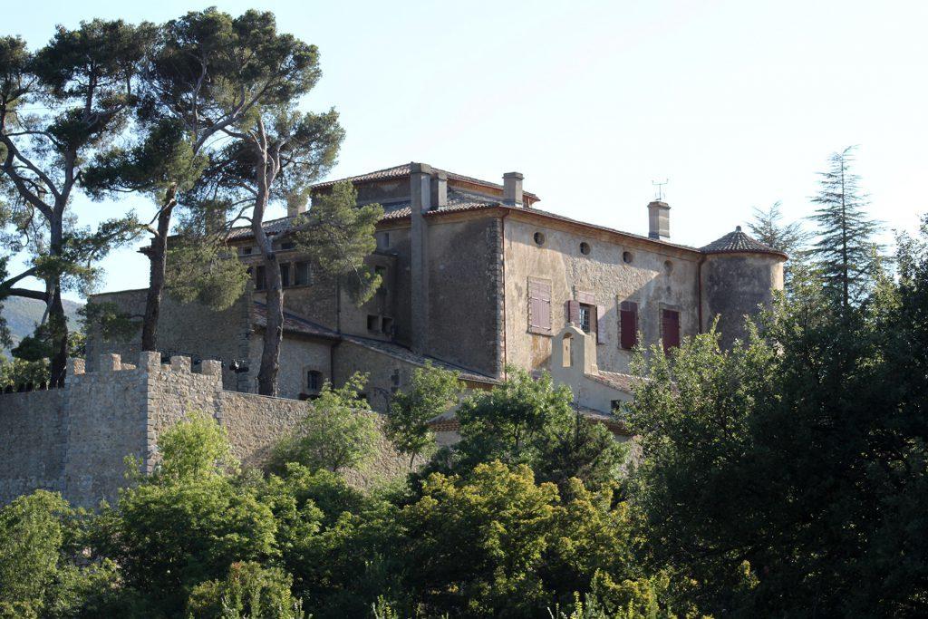 Pablo Picasso Château de Vauvenargues @PerfProvence